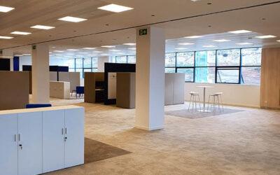 CaixaBank office